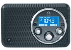 Boston Acoustics - SOLO - Alarm Clock Radios