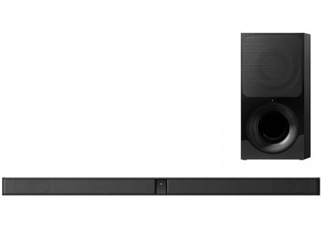 Sony Black 2.1 Ch. Sound Bar With Wireless Subwoofer - HT-CT290