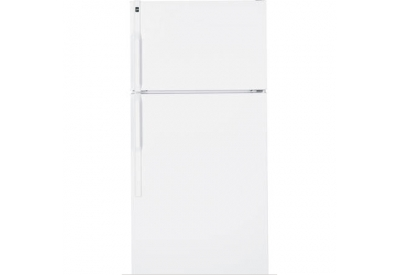 GE - HTH17CBBWW  - Top Freezer Refrigerators
