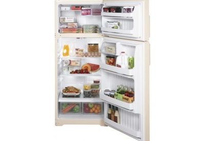 GE - HTH18GBTCC - Top Freezer Refrigerators