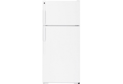 GE - HTH18GBT2RWW - Top Freezer Refrigerators