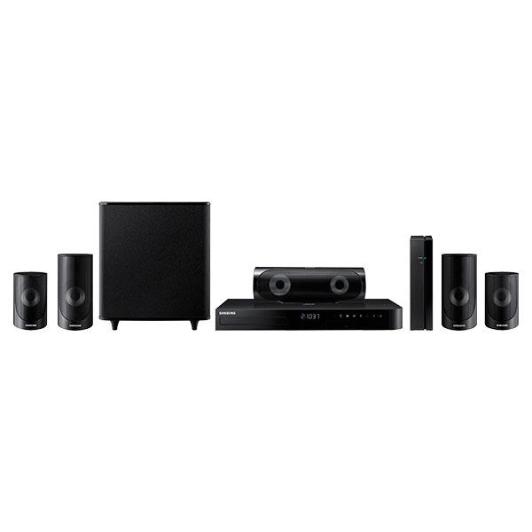 Samsung 5 1 Blu Ray Home Theater System Ht J5500w Za