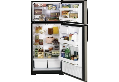 GE - HTM17CBTSA - Top Freezer Refrigerators