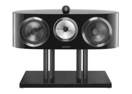 Bowers & Wilkins 800 Series Diamond Gloss Black Center Channel Speaker  - FP37532