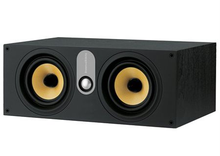 Bowers & Wilkins - HTM62B - Center Channel Speakers