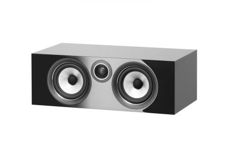 Bowers & Wilkins 700 Series Gloss Black 2-Way Center Channel Speaker - FP38938