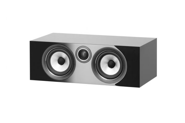 Bowers & Wilkins 700 Series Gloss Black 2-Way Center Channel Speaker - FP38938