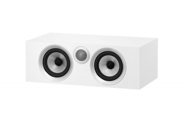 Large image of Bowers & Wilkins 700 Series Satin White 2-Way Center Channel Speaker - FP39500