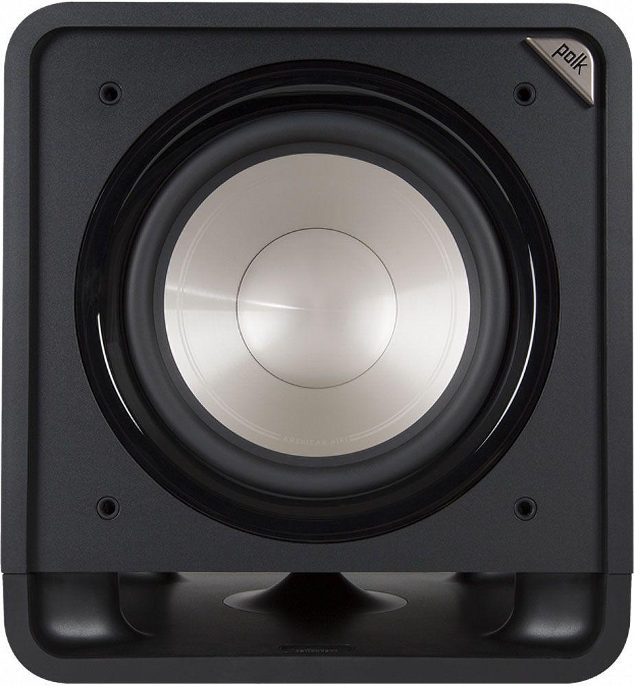 Polk Audio Hts 12 Quot Powered Black Subwoofer Am7516 A