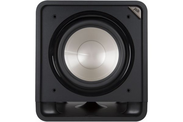 """Large image of Polk Audio HTS 12"""" Powered Washed Black Walnut Subwoofer - AM7516-A"""