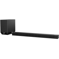 Sony Black 7.1.2 Dolby Atmos Sound Bar With Wireless Subwoofer