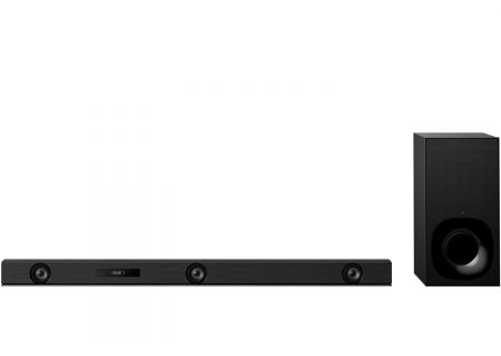 Sony Black 3.1 Channel Dolby Atmos Sound Bar With Wireless Subwoofer - HT-Z9F