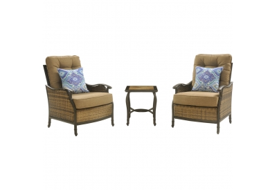 Hanover - HUDSONSQ3PC - Patio Furniture