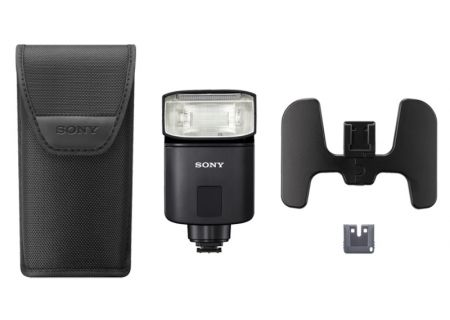 Sony MI Black HVL-F32M External Flash - HVLF32M