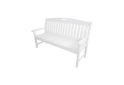 Hanover - HVNB60WH - Patio Furniture