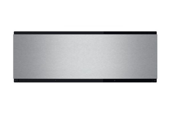 "Large image of Bosch 27"" Stainless Steel 500 Series Warming Storage Drawer  - HWD5751UC"
