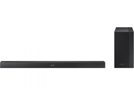 Samsung Black 2.1 Channel Sound Bar With Wireless Subwoofer - HW-M360/ZA