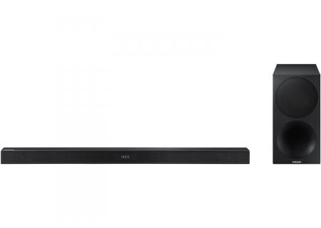 Samsung Black 2.1 Channel Sound Bar With Wireless Subwoofer - HW-M450/ZA