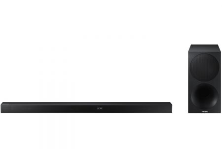 Samsung Black 3.1 Channel Sound Bar With Wireless Subwoofer - HW-M550/ZA
