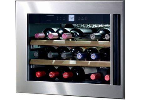 Liebherr Integrated Wine Cabinet 18 Bottle Single Zone - HWS-1800