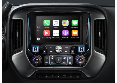 """Alpine 9"""" Mech-Less In-Dash System For Full-Size GM Trucks - I209-GM"""