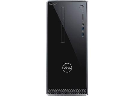 Dell Inspiron 3668 Black Desktop Computer - I3668-3106BLK