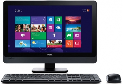 DELL - i5348-4444BLK - Desktop Computers