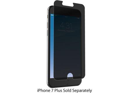Zagg InvisibleShield Glass+ Privacy For Apple iPhone 7 Plus - I7LGPC-F00