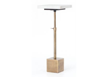 Four Hands Asher Collection Sirius Adjustable Accent Table - IASR-029A