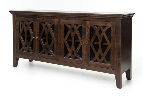 Four Hands Saviano Collection Azalea Sideboard 4 Door - IAZL-S