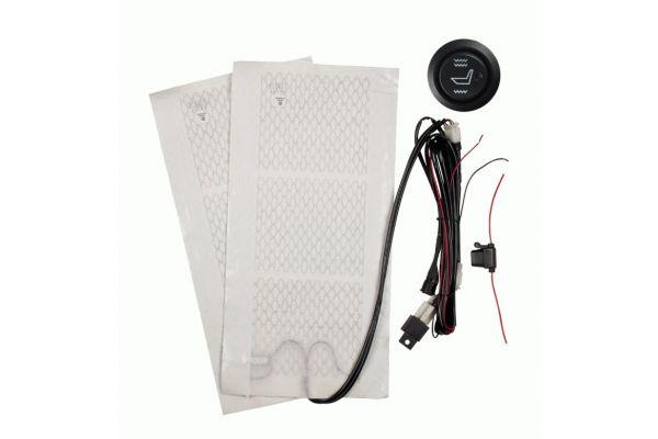 Metra Single Seat Heater With Illuminated 3 Position Switch - IBHS1