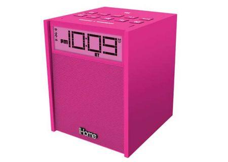 iHome - IBN180PC - Clocks & Personal Radios