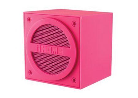iHome - iBT16PC - Bluetooth & Portable Speakers
