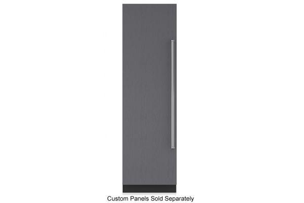 "Sub-Zero 24"" Built-In Panel Ready Bottom Freezer Column Refrigerator - IC-24C-LH"