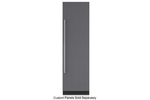 "Sub-Zero 24"" Built-In Panel Ready Bottom Freezer Column Refrigerator - IC-24C-RH"