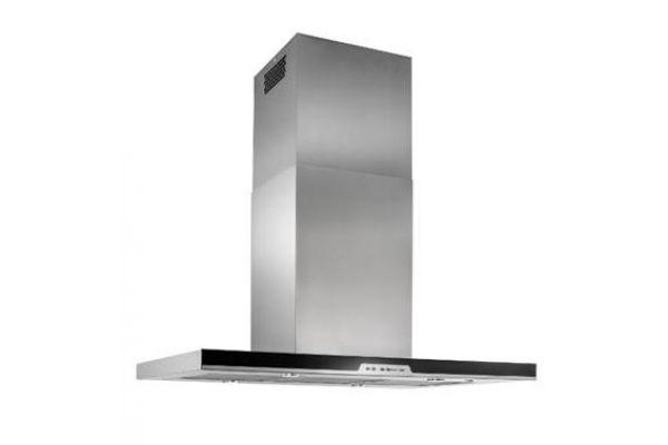 "Best Eclisse 40"" Stainless Steel 600 CFM Island Hood  - IC34IQ100SB"