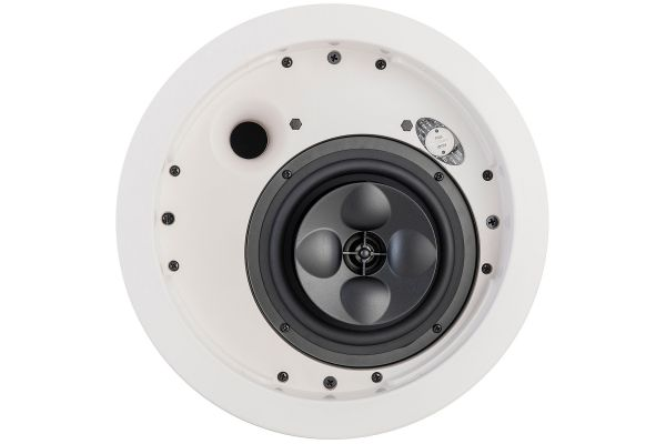 "Large image of Klipsch 5.25"" White 2-Way In-Ceiling Loudspeaker (Pair) - 1008720"