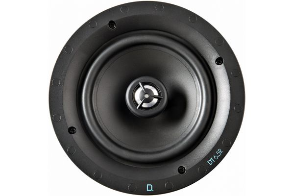 """Large image of Definitive Technology DT Series 6.5"""" White 2-Way In-Ceiling Speaker (Each) - UGDA-A"""