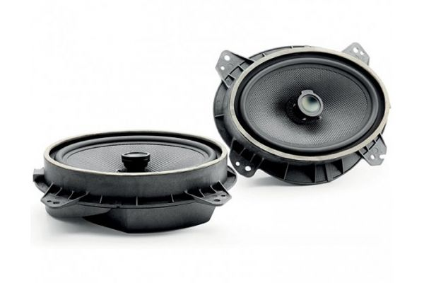 """Focal 6 x 9"""" Toyota 2-Way Coaxial Speaker Kit (Pair) - IC 690 TOY"""