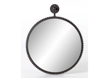 Four Hands Camden Collection Bronze Cru Large Mirror - ICAM-16A