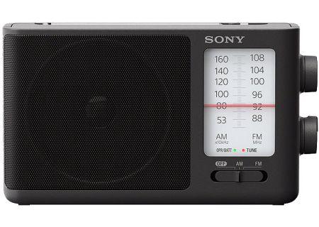 Sony Analog Tuning Portable FM/AM Radio - ICF-506