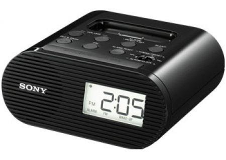 Sony - ICF-C05iPBLK - iPod Docks