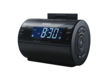 Sony - ICF-C11IP/BLK - iPod Docks