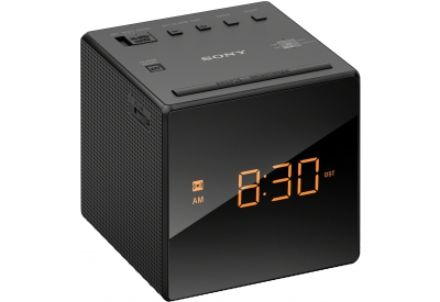 Sony - ICF-C1BLACK - Clocks & Personal Radios