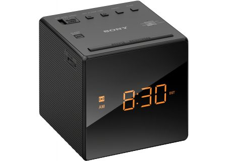 Sony - ICF-C1BLACK - Clocks & Personal Radios