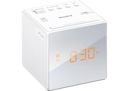 Sony - ICFC1WHITE - Clocks & Personal Radios