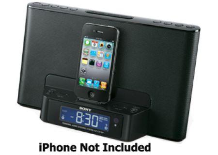 Sony - ICFCS15IPBLK - iPod Docks
