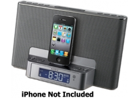 Sony - ICFCS15IPSIL - iPod Docks