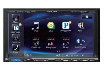 Alpine - ICS-X7HD - Car Stereos - Double Din