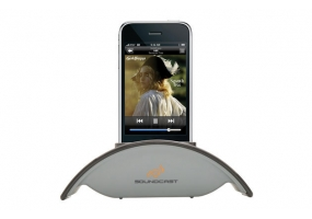 Soundcast - ICT111A - iPod Docks, Chargers & Batteries